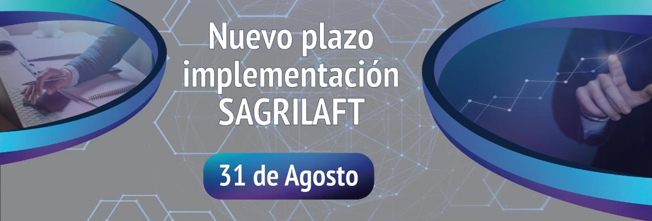 La Superintendencia de sociedades extiende el plazo de implementación del SAGRILAFT para las empresas obligadas